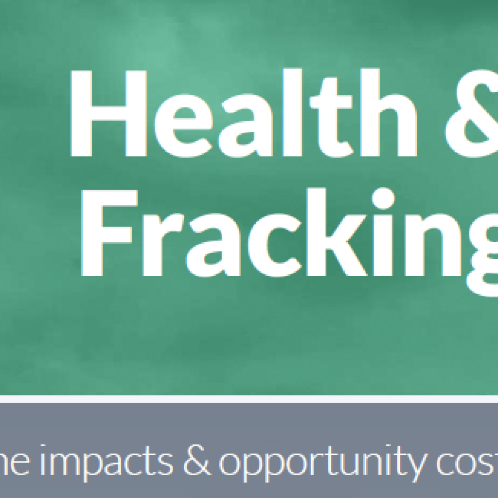 Hydraulic Fracturing Research-Homepage, USGS: Energy ...