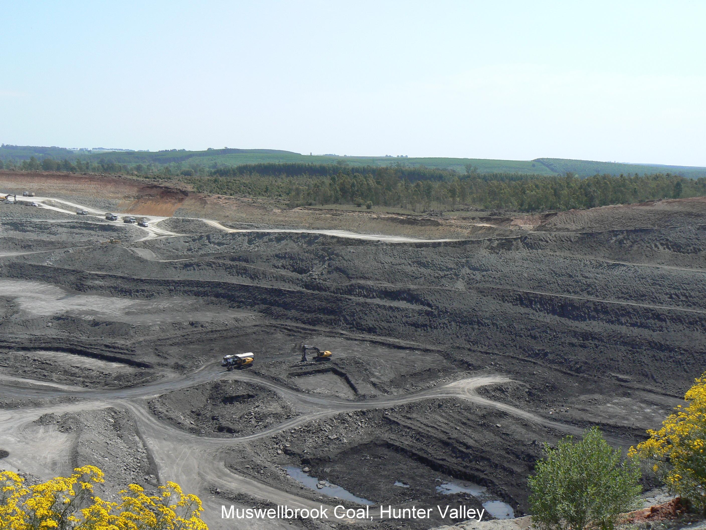 Muswellbrook Coal Mine