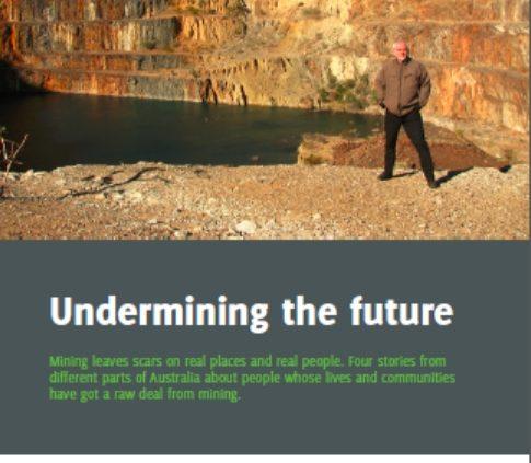 Mining stories ACF